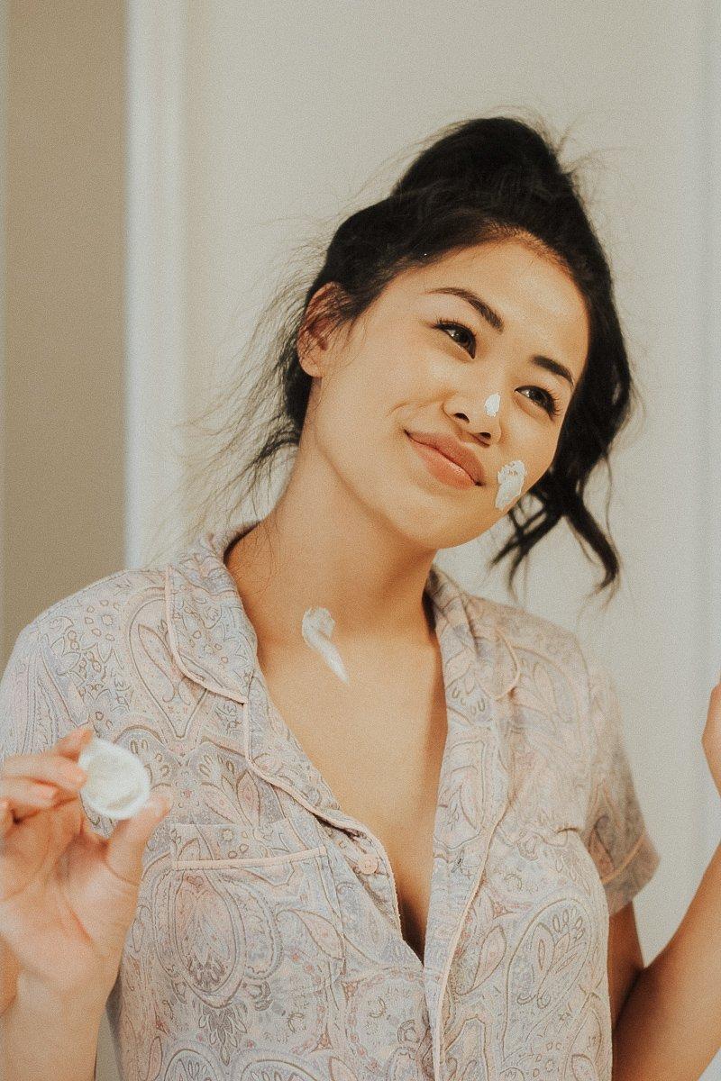 self care face mask