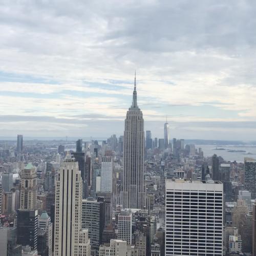 VLOG – New York!