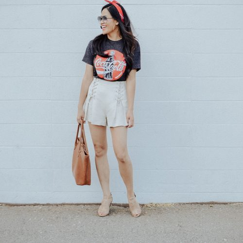 How to Style a T-shirt Multiple Ways with thredUP