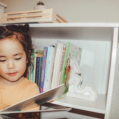 5 Ways to Build your Children's Library with Books on a Budget