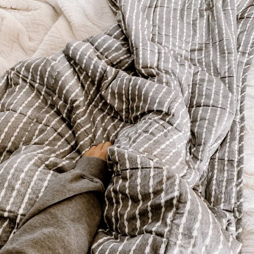 Weighted Blanket for Sleeping and Anxiety?