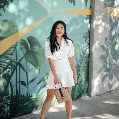 Little White Dresses You Need in Your Closet