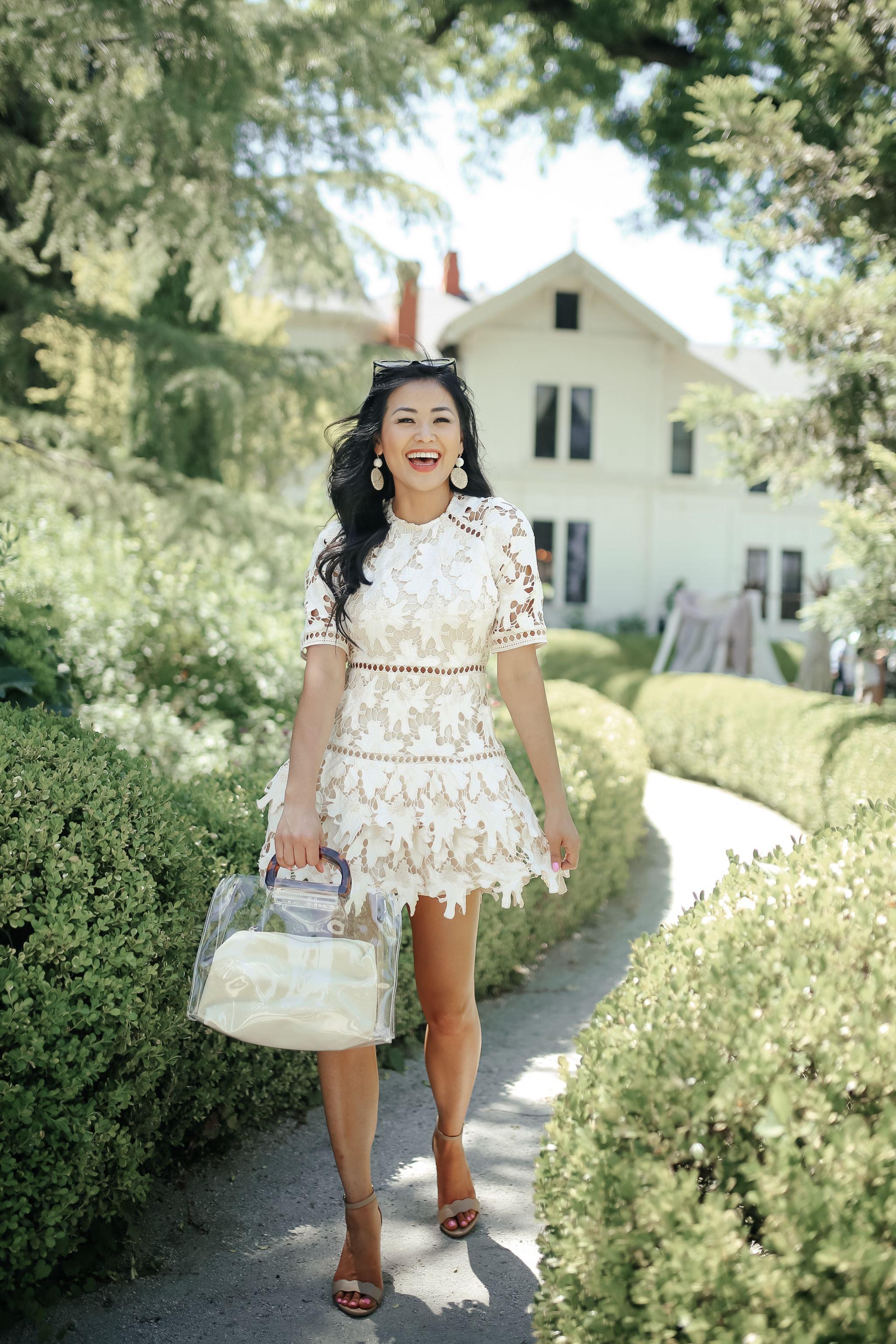 "<img src=""piecesofemerald.com"" alt=""lace little white dress"">"