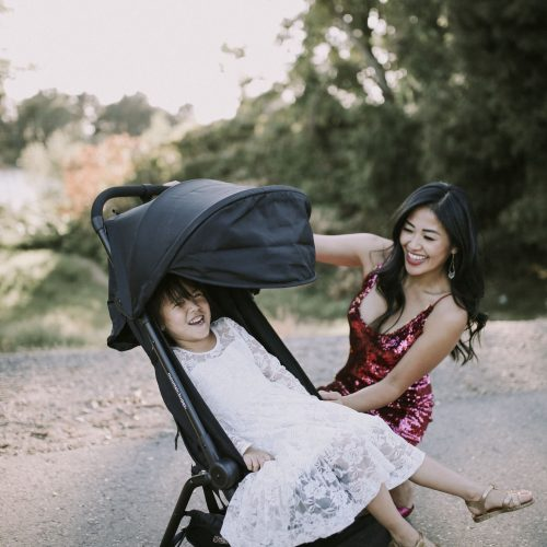 mountain buggy nano travel stroller mommy and me