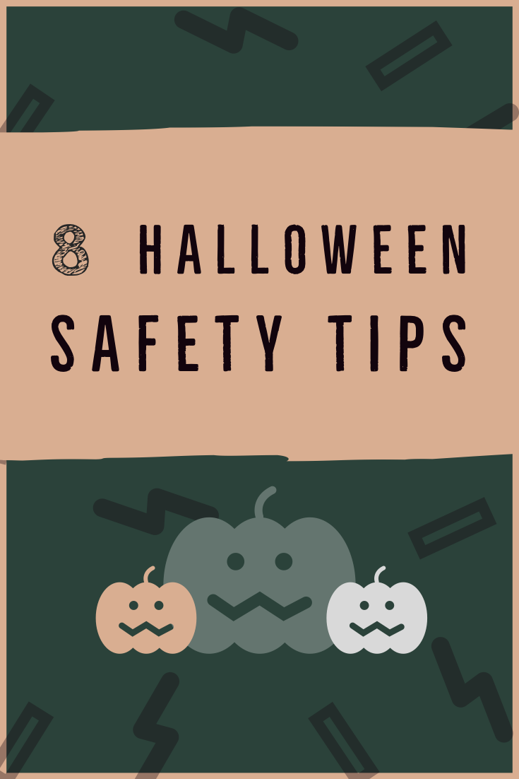 Halloweens safety tips