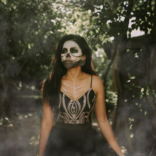 halloween skeleton ideas