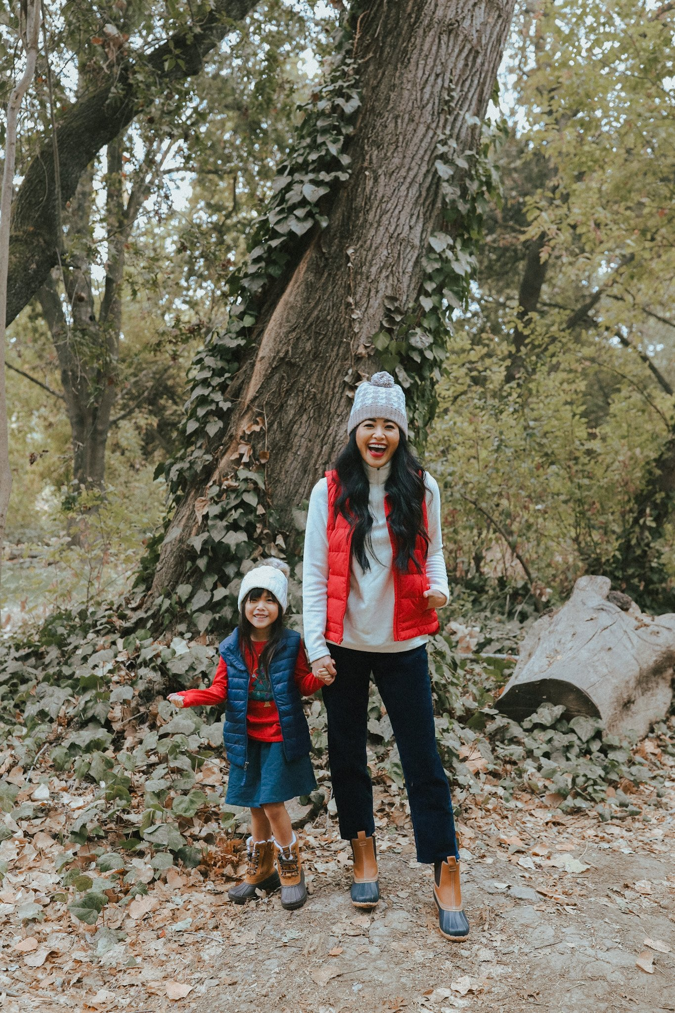 piecesofemerald_mommy-and-me-winter-outfit