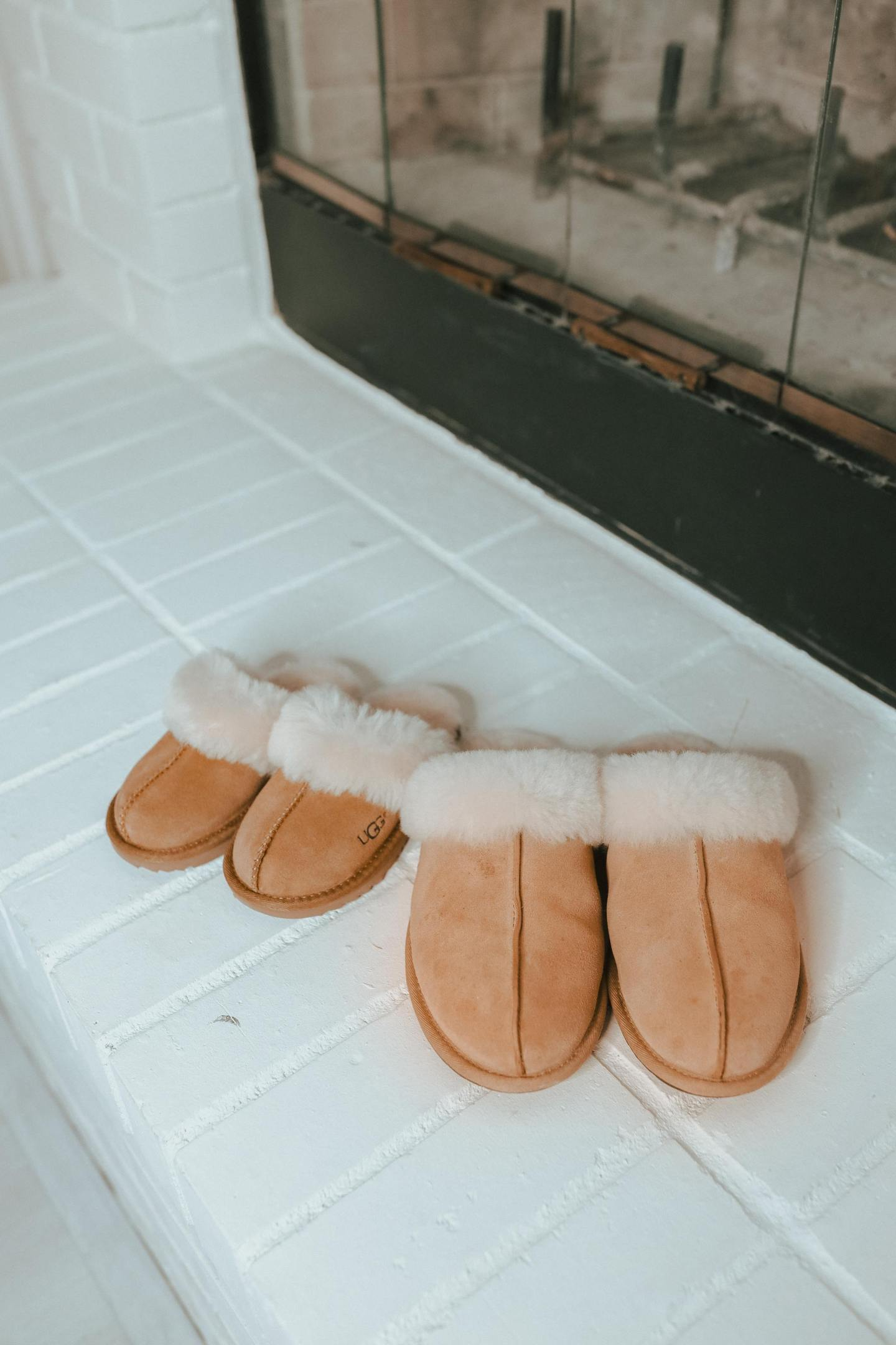 cozy slippers for the family