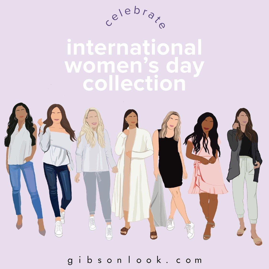 Gibson International Women's Day